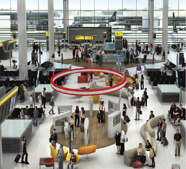 Global Airport Retailing 2016-2021