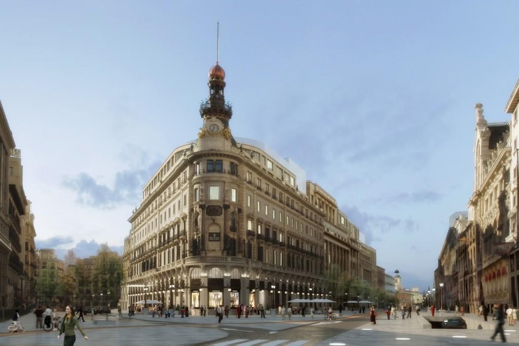 Proyecto Canalejas Madrid