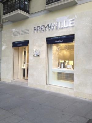 Madrid_Serrano street_Frey Wille new opening