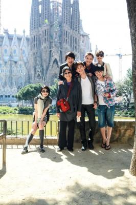Turismo Chino_Divas hit the road_Hunan TV
