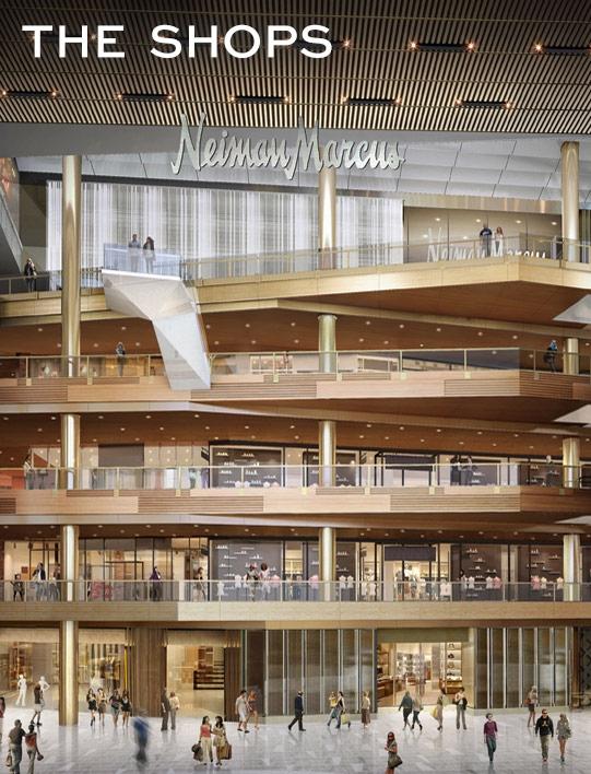 Hudson Yards_Retail space